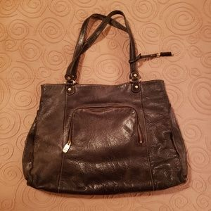 LC Leather Bag